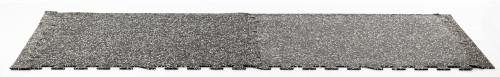 Rubber tile Puzzle for gyms 100x100 cm 2 pcs