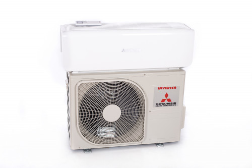 Air conditioner (heat pump) Mitsubishi SRK-SRC35ZS-W Premium series