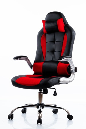Gaming chair black-red BM2030