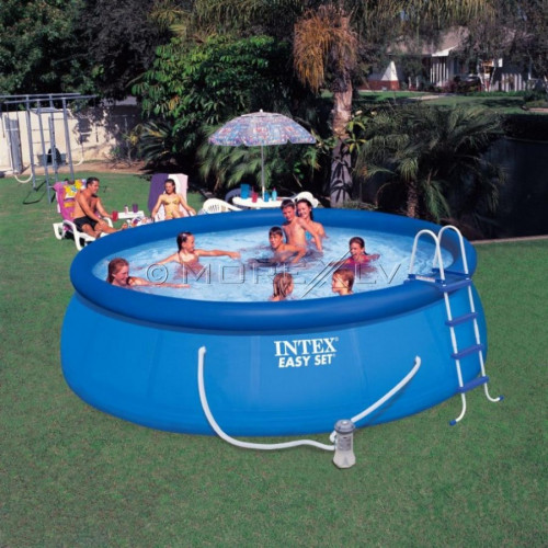Intex Easy Set Pool 457x122 cm, with filter pump and accessories (26168)