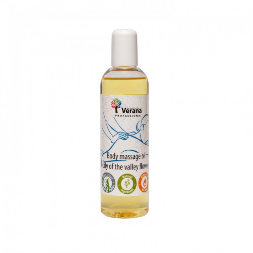Body massage oil Verana Professional, Lily of the valley 250ml