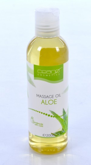 Massaažiõli ALOE Ceano Cosmetics 200ml