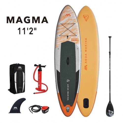 SUP board Aqua Marina MAGMA, 340x84x15 cm (BT-21MAP)