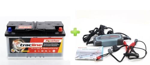 Solar Panther DC Pro+ 12V 90Ah + Benton Iceman 5.0