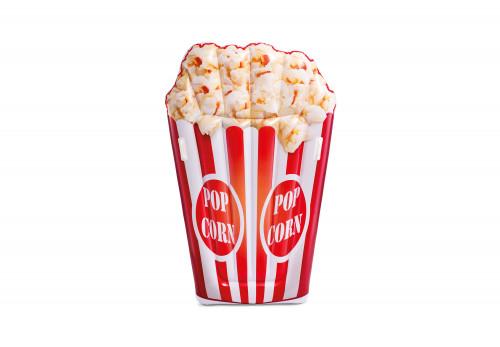 Täispuhutav rannamadrats Popcorn, Intex 178x124 cm (58779)