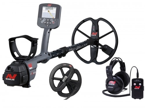 Metal Detector Minelab CTX3030 Pro Pack (3228-0101) + GIFT