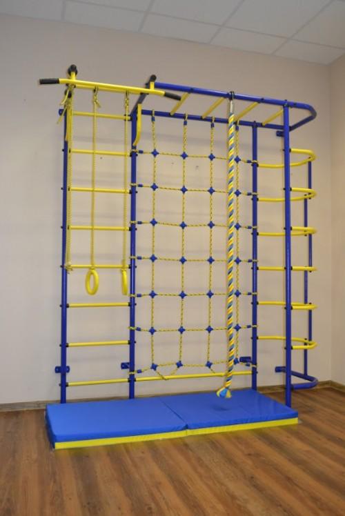 Laste spordikompleks Pioneer-C5C sinikollane