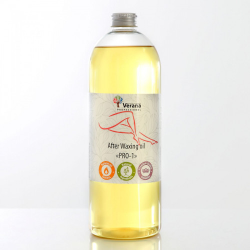 After waxing oil Verana PRO-1, 1 liter (without aroma