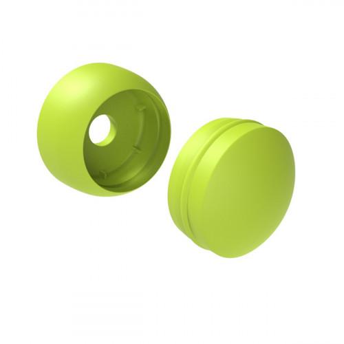 Plastikust kaitsekaas poldi jaoks 12 mm, roheline