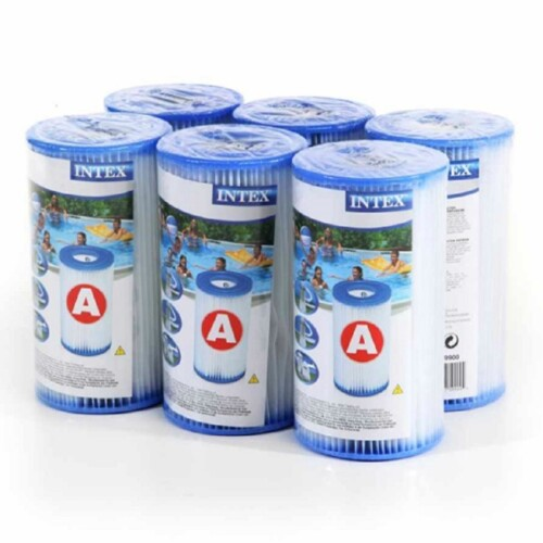 Intex 29000 Filter Cartrige Type AIntex 29000 Filter Cartrige Type A, komplekt 6 tk.