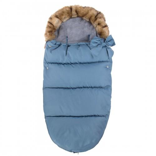 Laste magamiskott jalutuskäikude jaoks SB001 sinine