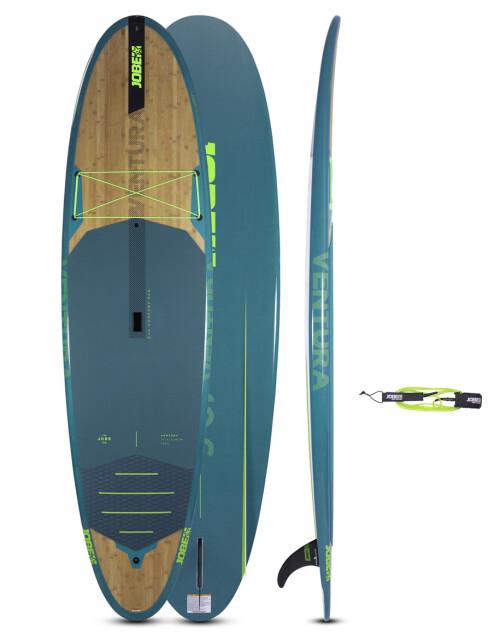Tahke SUP-laud Jobe Bamboo Ventura 10.6 320x81x13 cm