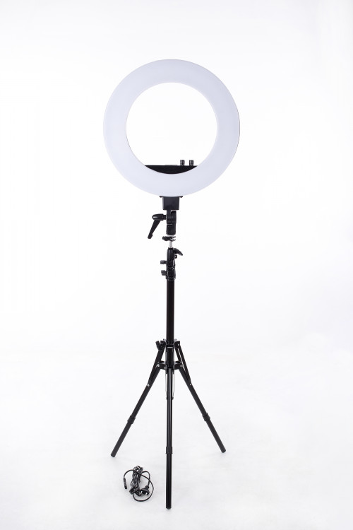 Jumestaja LED rõngaslamp, Ø46 cm, 50W (9601LED-18)