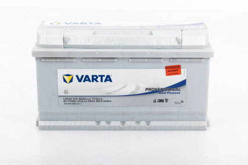 Power boat battery VARTA Professional LFD90 90Ah (20h)