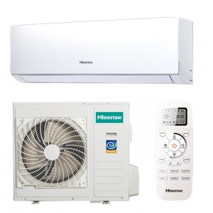 Air conditioner (heat pump) Hisense DJ35VE00 New Comfort series