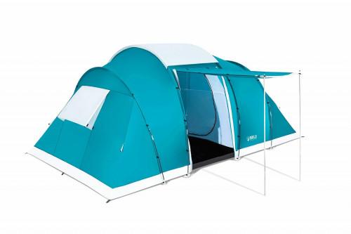 Matkatelk Bestway Pavillo 4.90x2.80x2.00 m Family Ground 6 Tent 68094