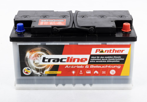 Power boat battery Solar Panther DC Pro+ 12V 105Ah (20h)