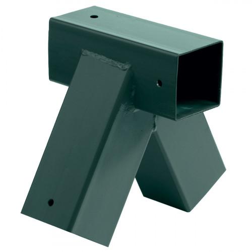 Pöördenurk - kinnitus ristkülikukujuliste puitkonstruktsioonide jaoks