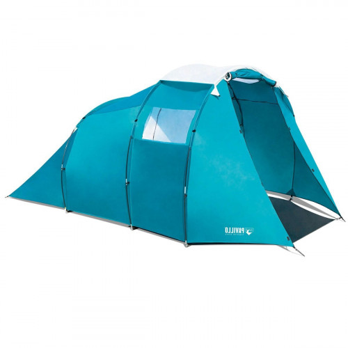 Matkatelk Bestway Pavillo (3.05+0.95)x2.55x1.80 m Family Dome 4 Tent 68092
