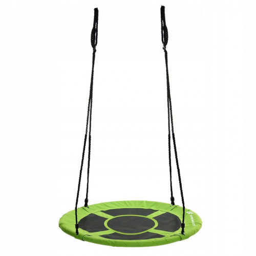 Kiik Kure pesa, Ø 90 cm, roheline-must