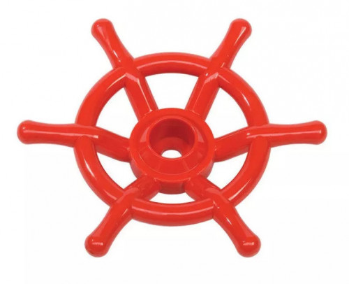 "Rooliratas ""Paat"" KW, Ø350 mm, punane"