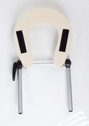 RESTPRO® aluminum headrest