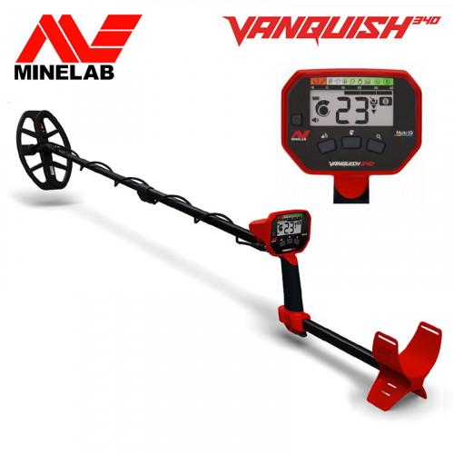 Metal detector Minelab Vanquish 340