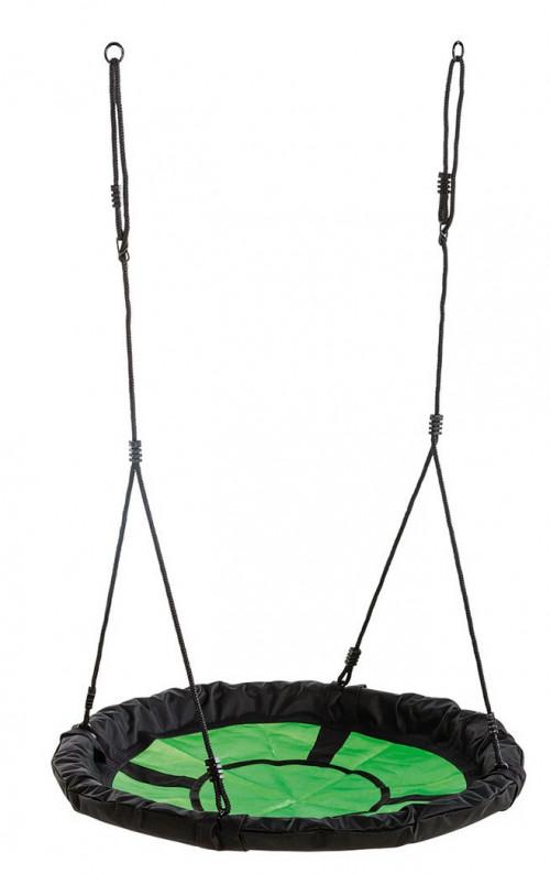 Pesakiik - Swibee Ø 98 cm, КВТ, must-roheline