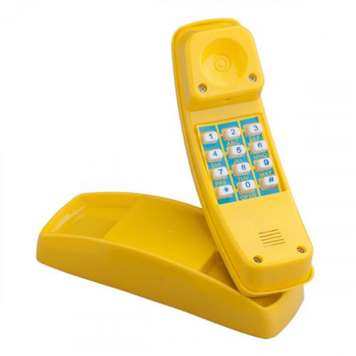 Laste telefon helinaga (kinnitused) KBT, 22x6x8 cm