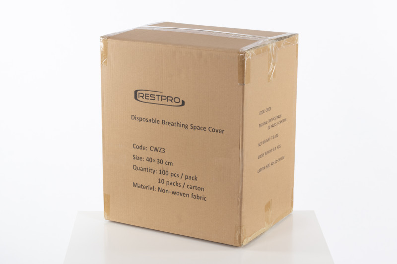 Disposable Breathing Space Cover - 1000 pack
