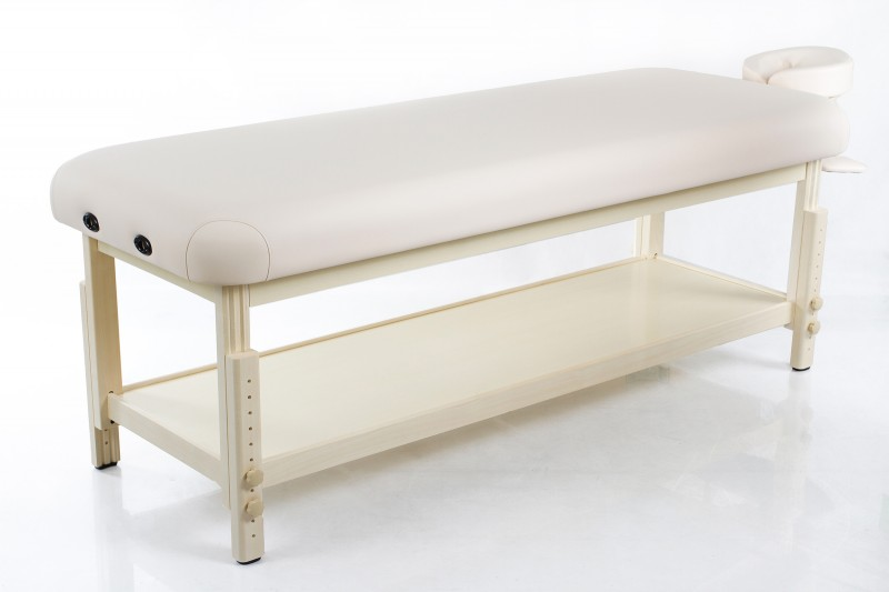 Massaažilaual Classic-Flat Beige