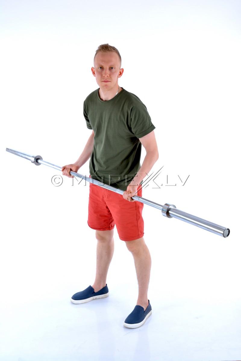Olympic vars hantli jaoks 220cm (50mm)
